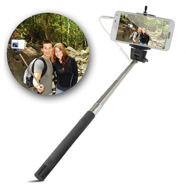 Selfie Stick for iPhone Samsung and Other Mobile Phones