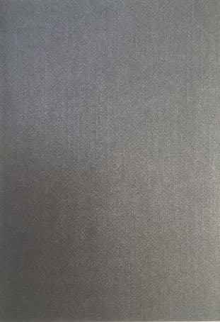 1 A4 SHEET DOUBLE SIDED PEARLESCENT CARD BLACK - PAYPER BOX BRAND
