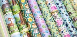 "10 Sheets Bluebells & Buttercups  6""x6"" Premium Paper Craft Consortium"