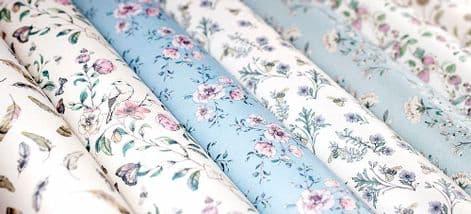 10 Sheets English Garden 6