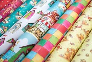 "10 Sheets Sandy Paws  6""x6"" Premium Paper Craft Consortium"