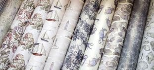 """10 Sheets Sea & Shore  6""""x6"""" Premium Paper Craft Consortium"""