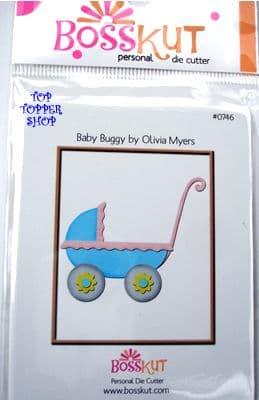 BABY BOSS KUT DIE - BABY BUGGY / PRAM