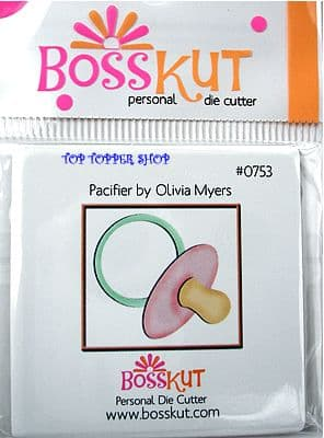 BABY BOSS KUT DIE - PACIFIER / DUMMY