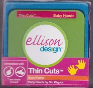 BABY HANDS ELLISON THIN CUTS DIE