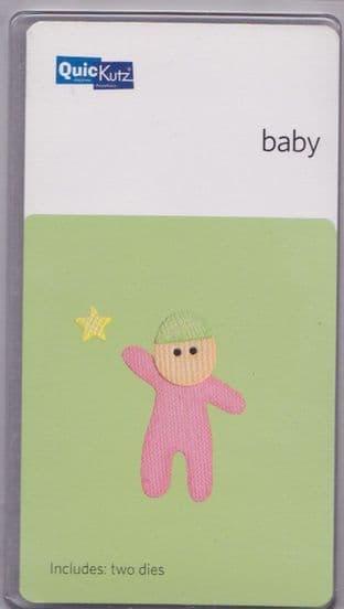 BABY QUICKUTZ DOUBLEKUTZ DIE KS-0669