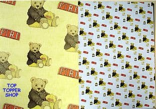 BEAR LIFE - NO SMOKE - DESIGN HOUSE BACKING PAPER