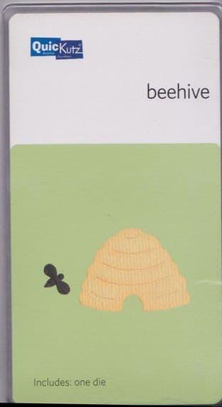 BEEHIVE QUICKUTZ SINGLEKUTZ DIE RS-0662