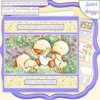 Birthday Card Kit Downloads