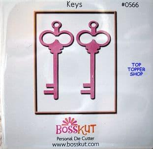 BOSSKUT DIE - KEYS 0566