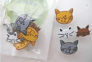 CAT HEAD BRADS