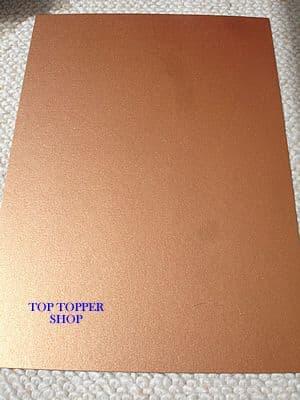 COPPER STARDREAM CARD