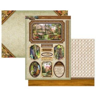 Country Escapes Home Sweet Home Luxury Topper Set
