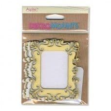 Dekromounts Rectangle Ornate Frames