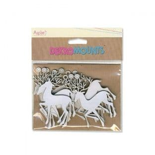 Dekromounts Reindeer Tags