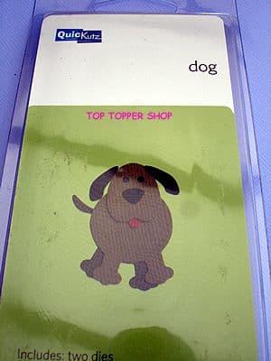 DOG BOY QUICKUTZ DOUBLEKUTZ DIE KS-0529