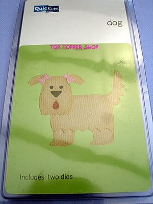 DOG LADY QUICKUTZ DOUBLEKUTZ DIE KS-0550