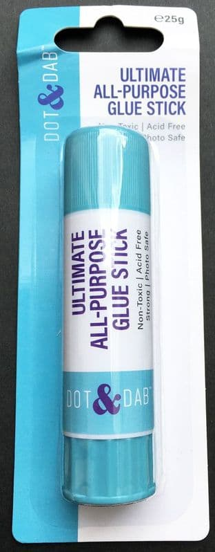 Dot & Dab All-Purpose Glue Stick 25g