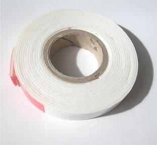 Double Sided Sticky Foam Tape 2m Roll 1mm deep JEJE
