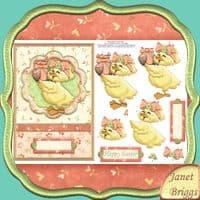 Easter Card Kit Downloads