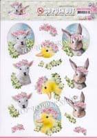 Easter Decoupage Sheets