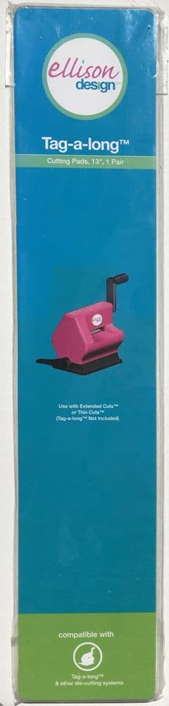 """ELLISON DESIGN  EXTENDED CUTTING PADS 13"""" for Tag-a-long"""