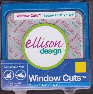ELLISON WINDOW CUTS SQUARE