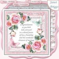 Floral Card Kit Downloads