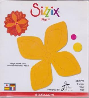 FLOWER BIGZ DIE 654775