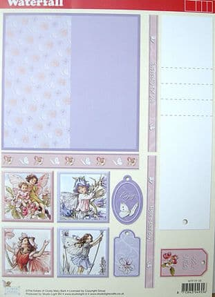 FLOWER FAIRIES WATERFALL SHEET