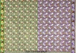FREESTYLE DUFEX BACKING PAPER Butterflies