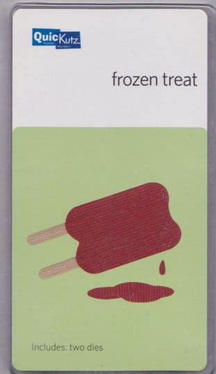 FROZEN TREAT QUICKUTZ DOUBLEKUTZ DIE KS-0573