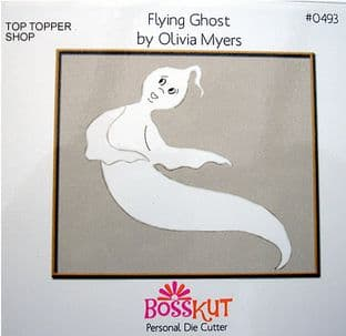 HALLOWEEN BOSS KUT DIE - FLYING GHOST