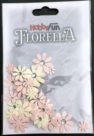 Handmade Flowers Hobbyfun Florella 3866154