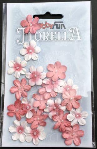 Handmade Mulberry Paper Flowers Hydrangea Hobbyfun Florella 3866032