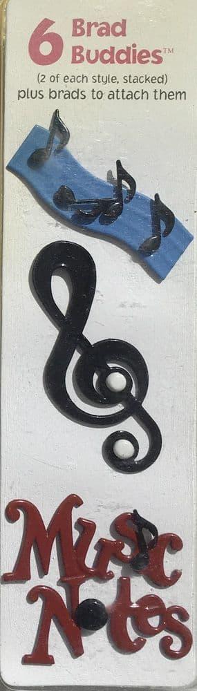HOTP BRAD BUDDIES - MUSIC