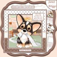 Humorous Card Kit Digital Downloads
