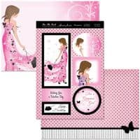 Hunkydory Card Toppers For Ladies