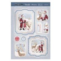 Hunkydory Christmas Card Toppers