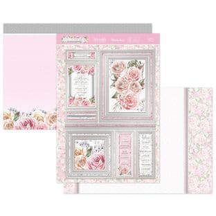 Hunkydory Forever In Our Hearts Luxury Card Topper Collection - Thinking Of You
