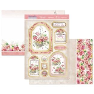 Hunkydory Moments & Milestones Luxury Card Topper Collection - For Mother's Day
