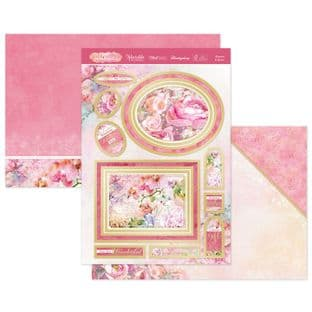 Hunkydory Paintdrop Florals Luxury Card Topper Collection - Blossom & Bloom