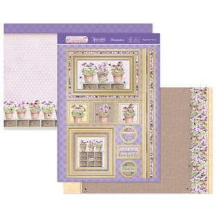 Hunkydory Special Moments Luxury Card Topper Collection - Magnificent Mums