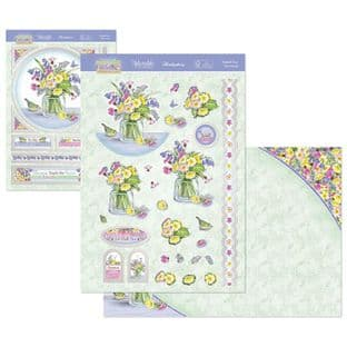 Hunkydory Springtime Wishes Deco-Large - Bluebell Posy