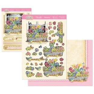 Hunkydory Springtime Wishes Deco-Large - Grown with Love