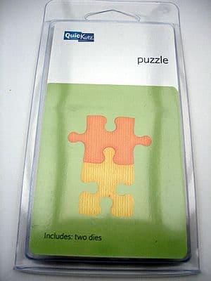 JIGSAW PUZZLE QUICKUTZ DOUBLEKUTZ DIE KS-0446