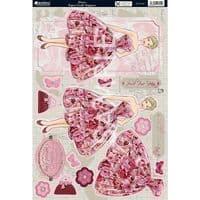 Kanban Ladies Card Toppers