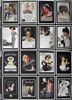 Kanban Vintage Card Toppers