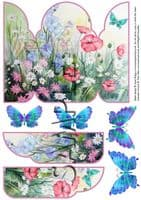 Novelty Decoupage Printed Sheets