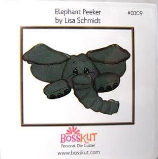 PEEKER BOSS KUT DIE - ELEPHANT 0309